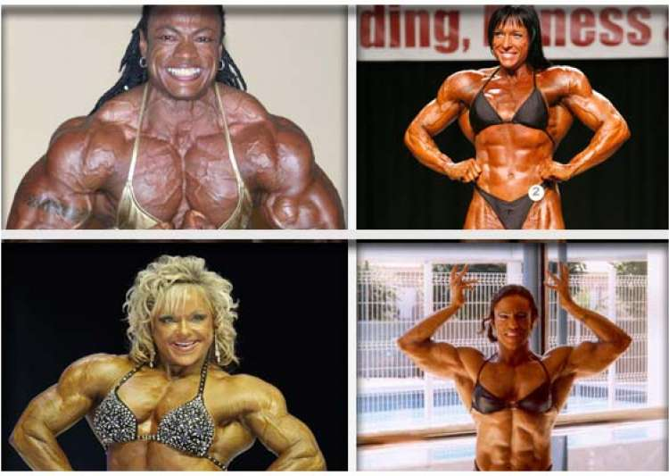 world s top 10 women bodybuilders- India Tv
