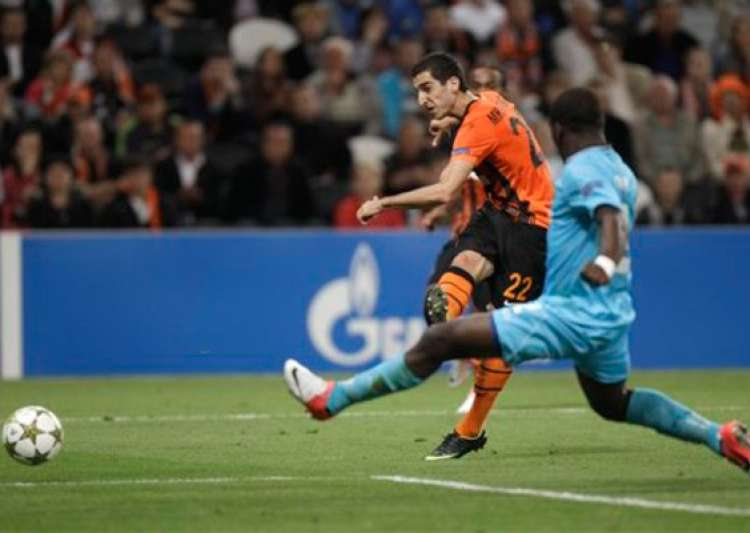 shakhtar donetsk beats nordsjaelland 2 0- India Tv