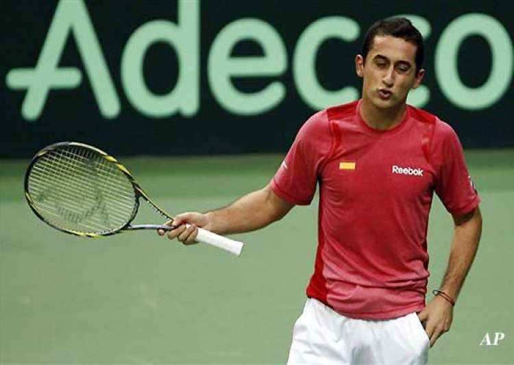 almagro beats roddick in miami exhibition final- India Tv