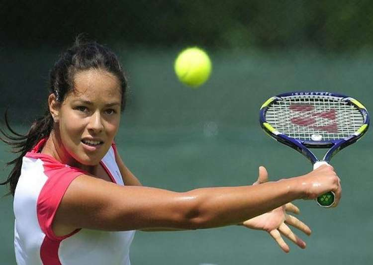 ana ivanovic the hottest girl in tennis- India Tv