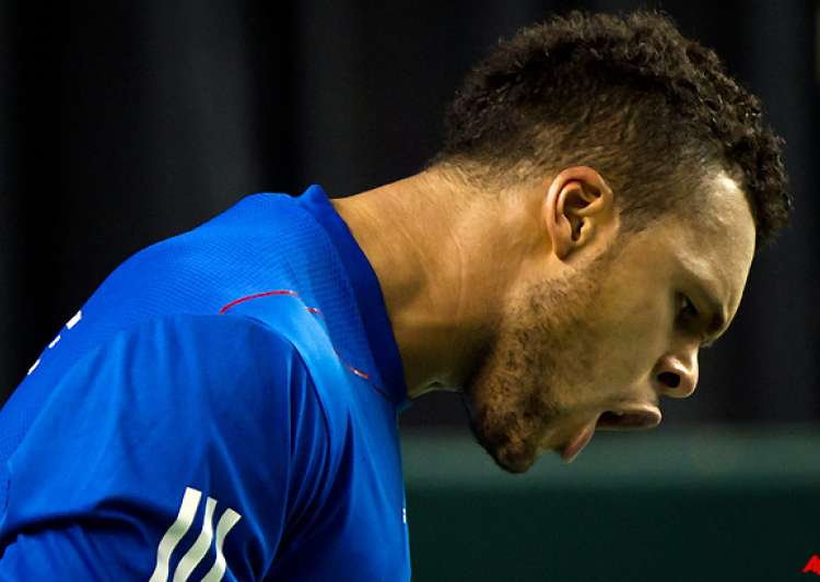 jo wilfried tsonga reaches open 13 quarterfinals- India Tv