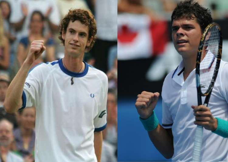 murray to meet raonic in japan open semifinal- India Tv