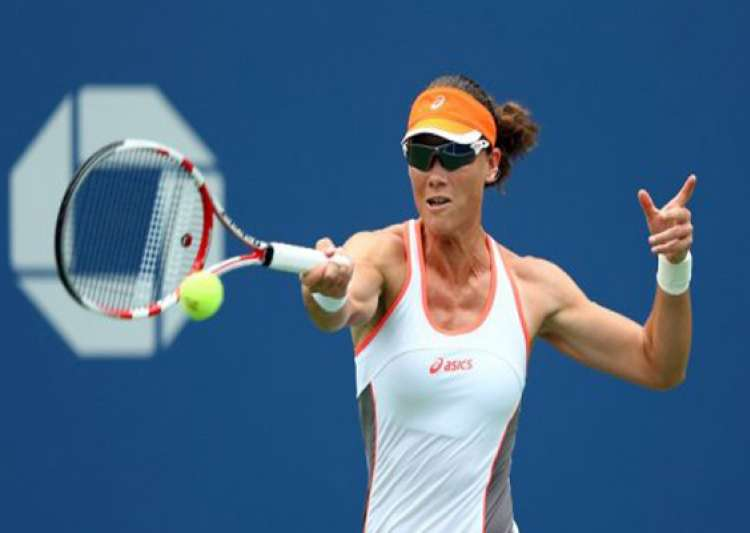 stosur advances to 2nd round at japan open- India Tv