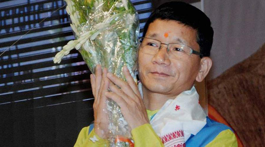Former Arunachal Chief Minister Kalikho Pul