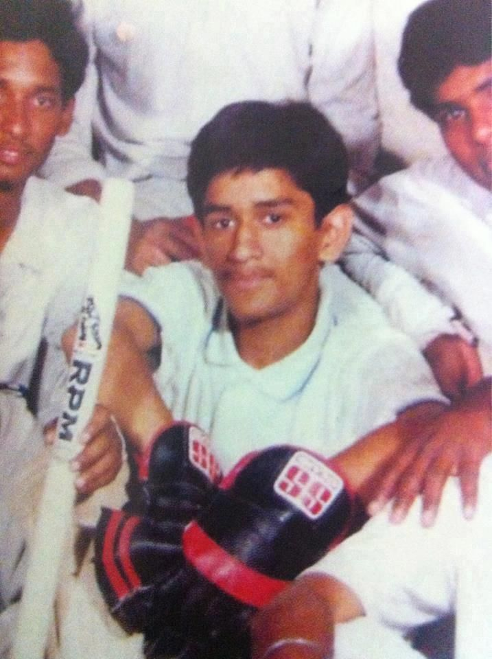 If i could be ms dhoni for one day