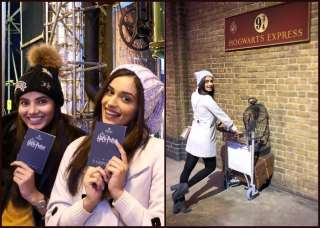Miss World 2017 Manushi Chillar is a Harry Potter...