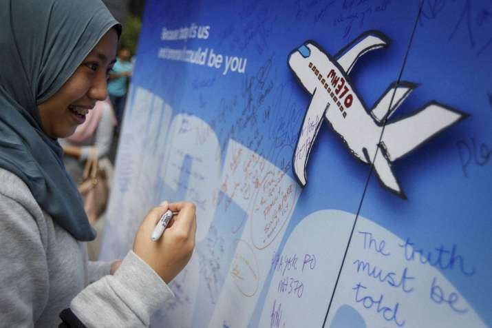 MH 370 search suspended