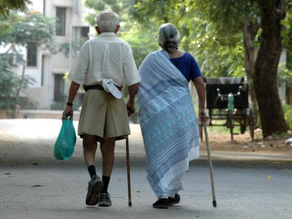 Image result for old age india