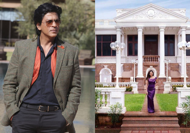 shahrukh khan house interior photos. Shah Rukh Khan  Mannat Check out the inside pics of s luxurious mansion
