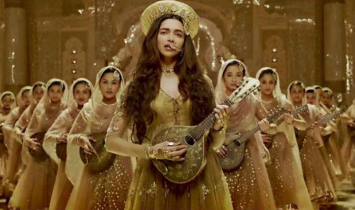 Padmavati: Deepika Padukone to spill magic with 'Ghoomar ...
