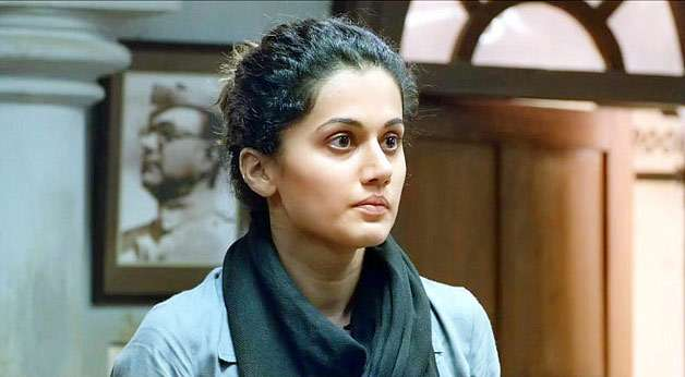 India Tv - Tapsee Pannu got molested publicly