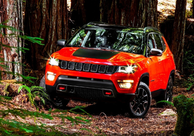 Jeep Compass units in India recalled over airbag defect