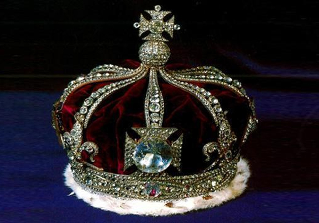 Can't order UK to return Kohinoor, can't monitor