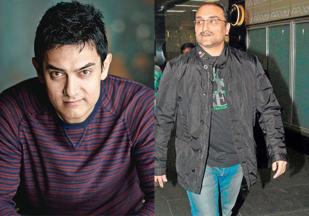 Aamir doesn't approve of Aditya's choice of casting