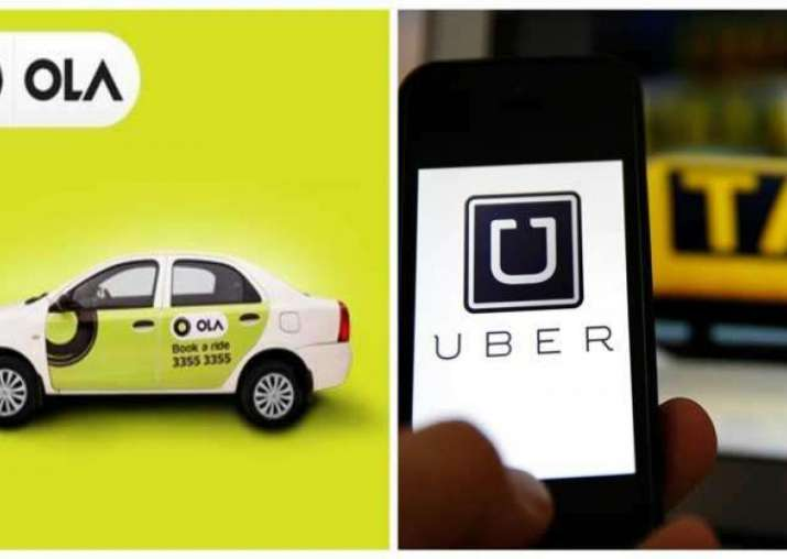 Google announces that users cab book uber,ola from their