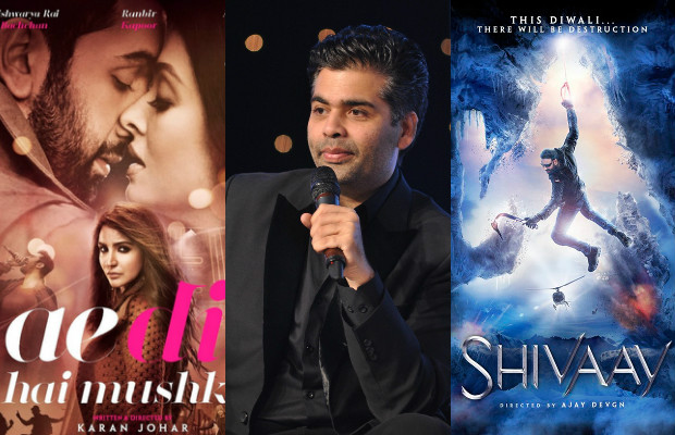 What it means for 'Shivaay' and how much KJo might lose