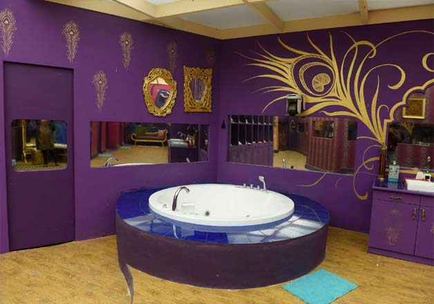 India Tv - Jacuzzi in the Bathroom area