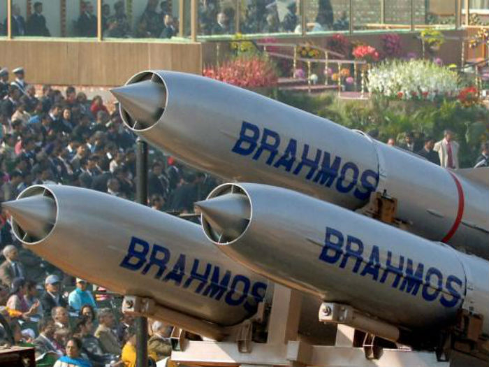 India successfully test-fires BarhMos supersonic cruise