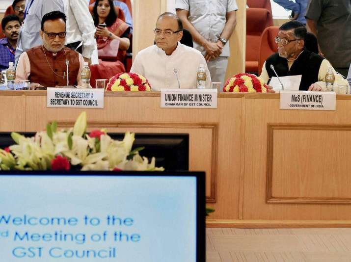 GST rates, GST Council, Arun Jaitley