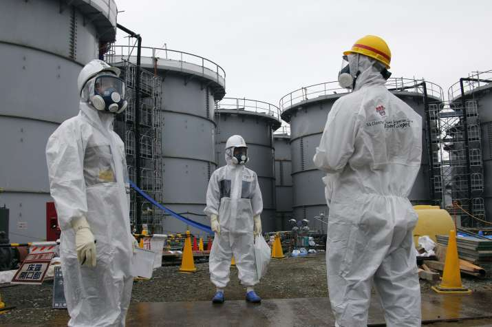 nuclear plant, radioactive water, Japan
