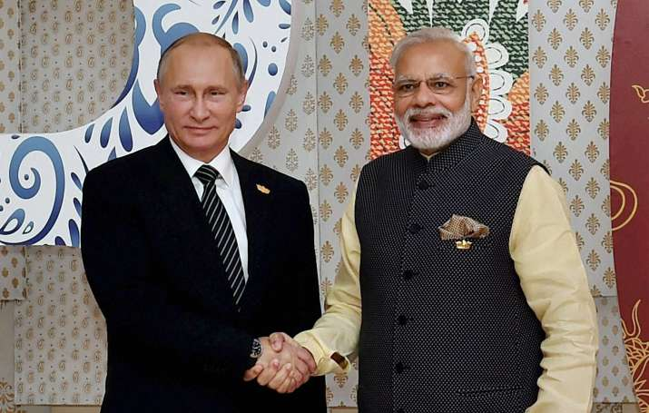 India, Russia, gas pipeline, Modi-Putin