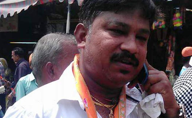 RSS worker murdered
