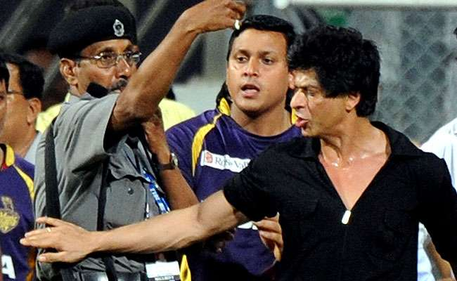 Wankhede brawl case: Shah Rukh Khan given clean chit by