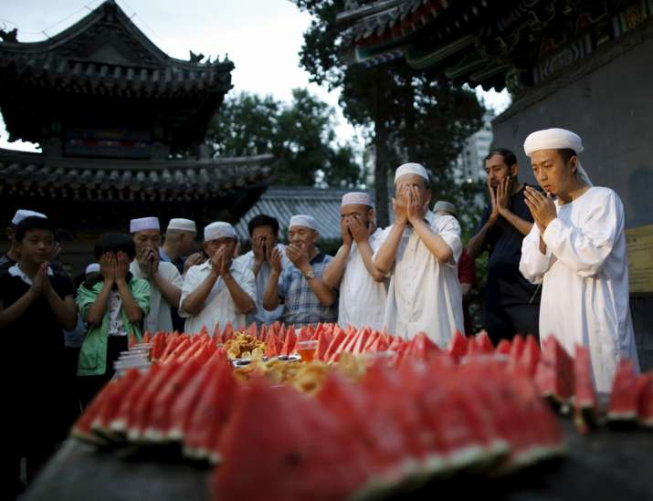 China asks Muslims to oppose religious extremism