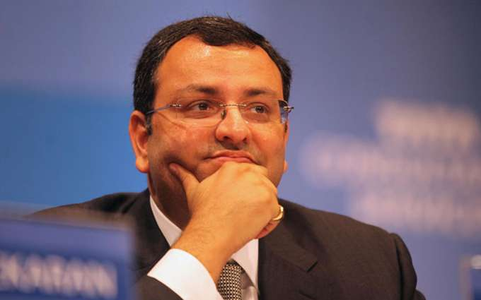 File Photo of Cyrus Mistry