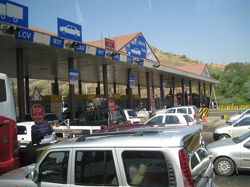 Toll collection, National Highway, Demonetisation