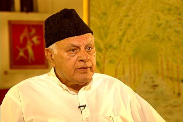File Photo of Farooq Abdullah