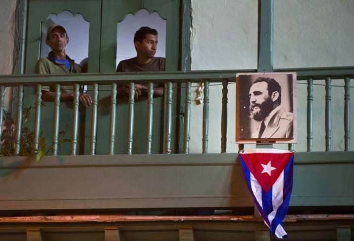 India Tv - Cubans are looking at the future without Fidel Castro