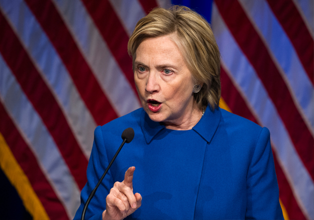 Hillary Clinton addresses Children's Defense Fund's Beat