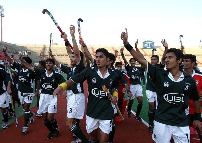 Pakistan, Hockey