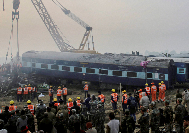 Kanpur train accident toll mounts to 149