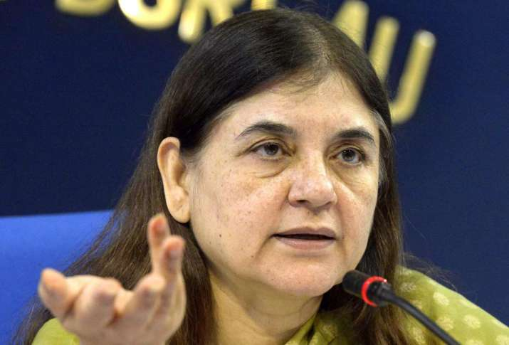 India among lowest four nations in rape cases: Maneka