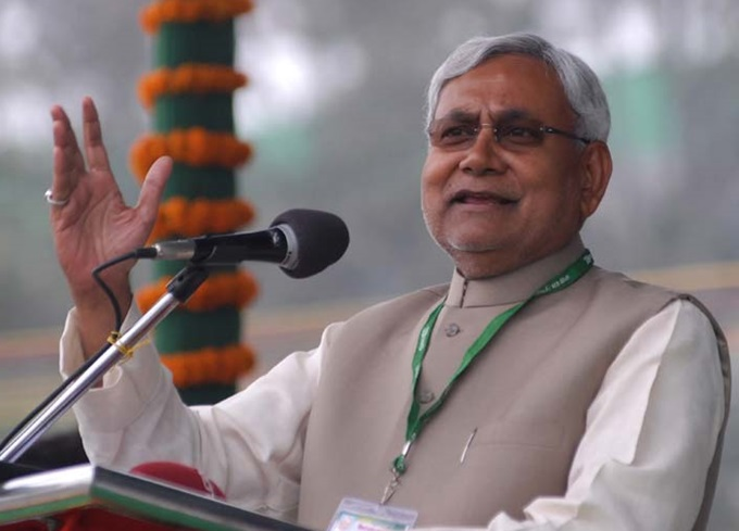 'I'm in total favour of the ban': Nitish Kumar