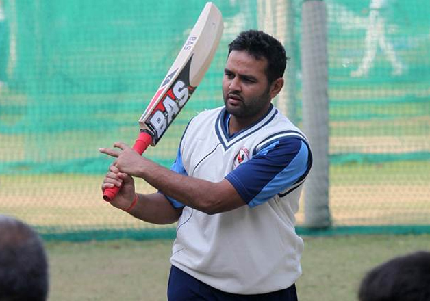 File pic - Wicketkeeper Parthiv Patel