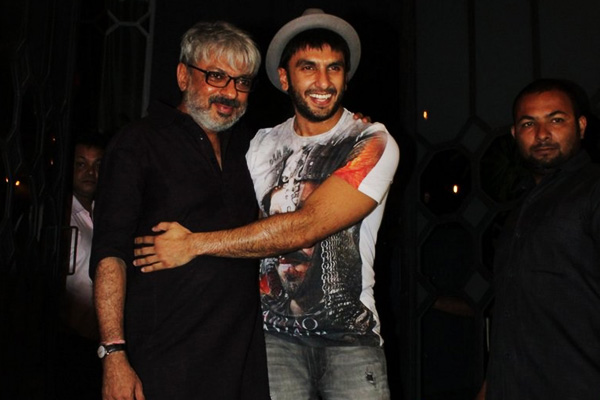 Sanjay Leela Bhansali helped me evolve as an actor, says