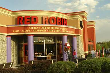 Red Robin bar