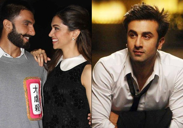 Ranbir and Ranveer graced Karan Johar's Koffee couch