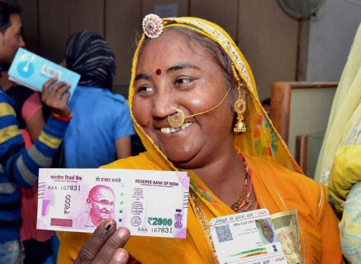 Over 80 pc say they back PM Modi's demonetisation policy: