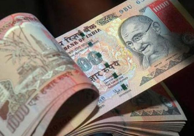 File pic - Old Rs 1,000 notes