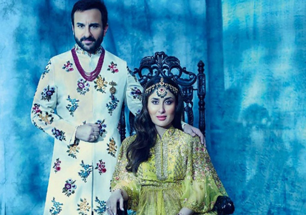 Here's how Saif is prepping up for birth of youngest
