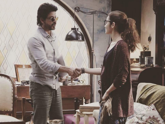 Why does Shah Rukh want Alia to be bad?