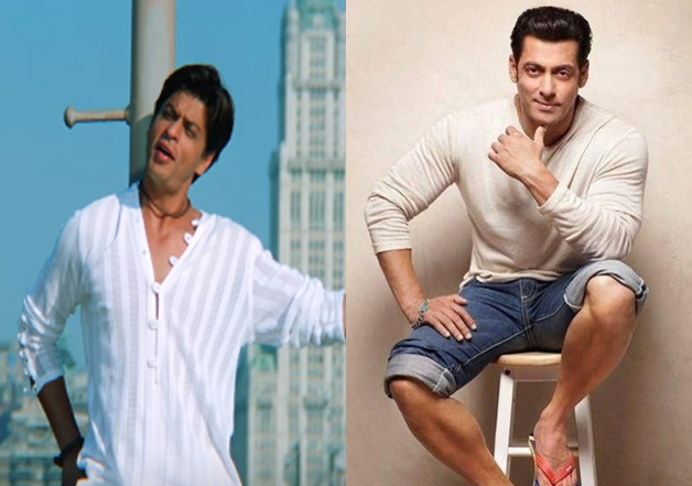 Shah Rukh had recommended Salman's name