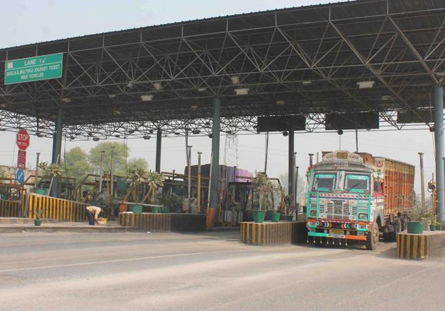 Representation pic - Govt extends exemption on toll charges