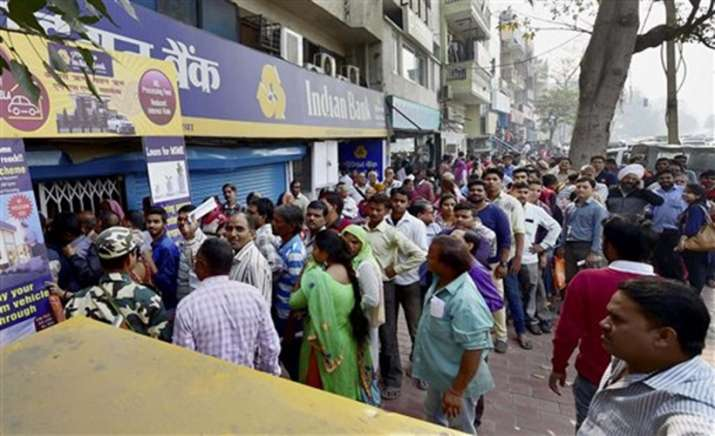 Demonetisation might turn out to be a 'shock' for the