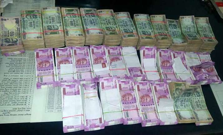 I-T raids post note ban: Rs 33,000 cr in unaccounted income
