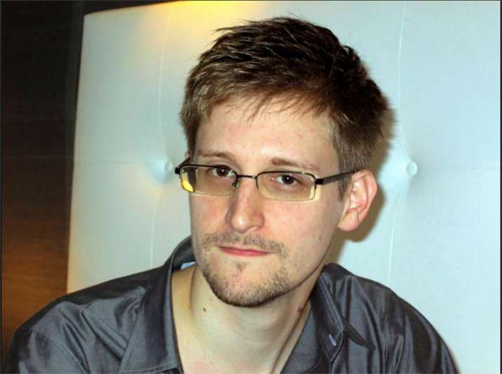 Edward Snowden Supports Journalist Who Broke Story, Demands Arrest of UIDAI Officials